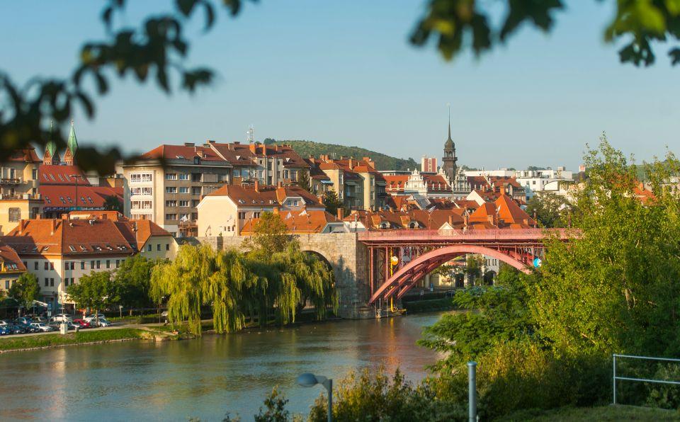 Maribor e la città vecchia