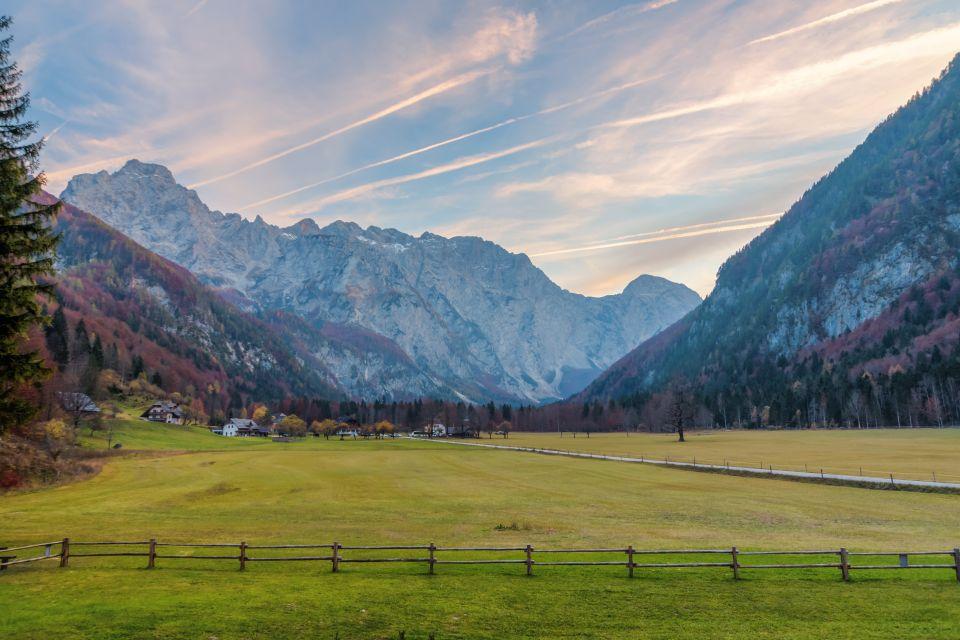 La valle di Logarska dolina