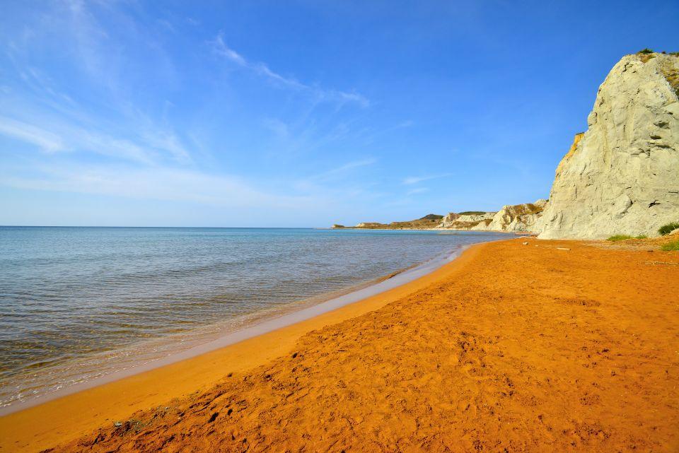 Xi Beach, Grèce