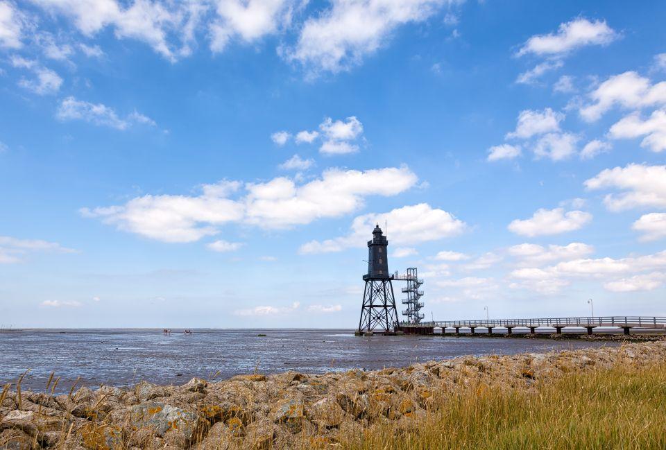 Neuwerk - l'isola fortezza oggi luogo di pace