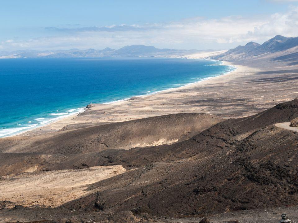 1. Playa de Cofete, Fuerteventura