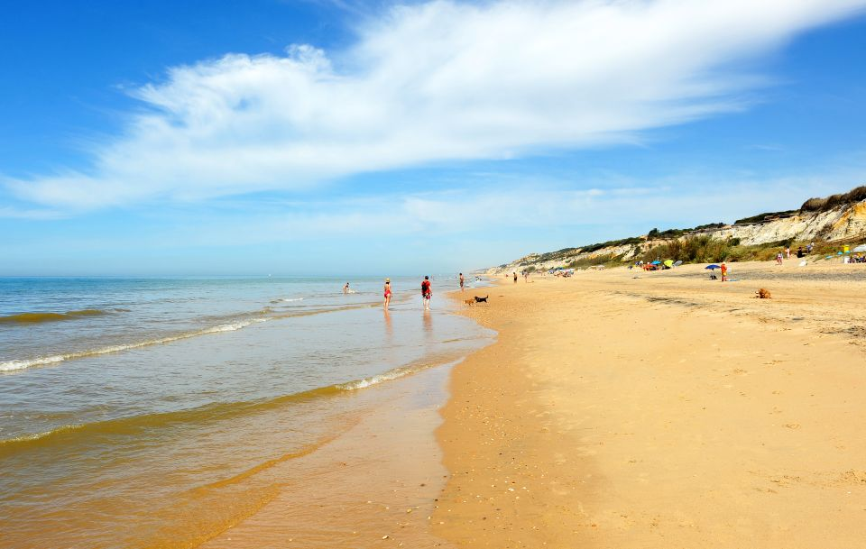 2. Playa de Mazagón, Huelva