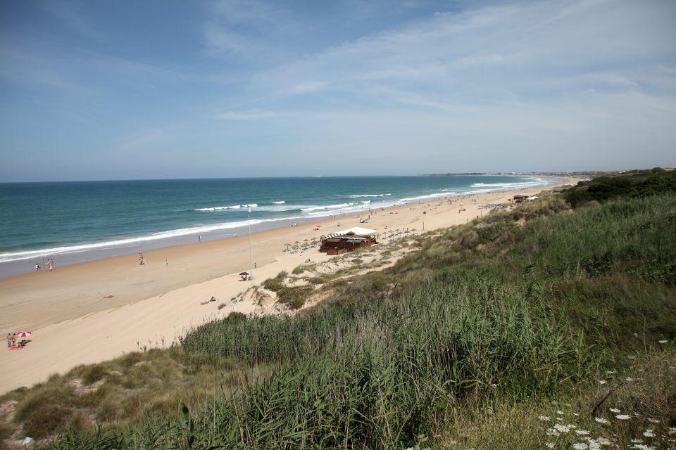 5. Playa de La Barrosa, Cádiz