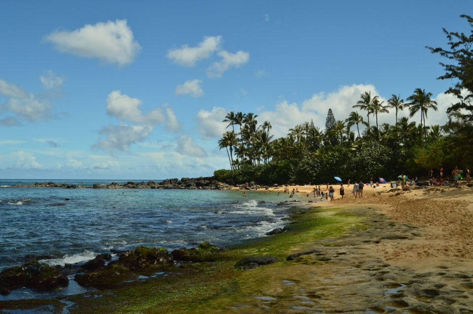 Papakolea Beach, Hawaii
