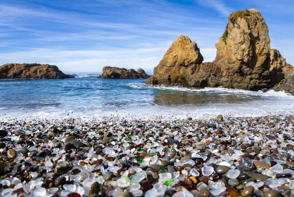 Glass Beach, Californie, USA