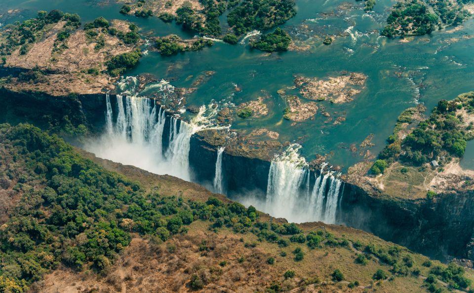 Victoria Falls - Zambia e Zimbawe