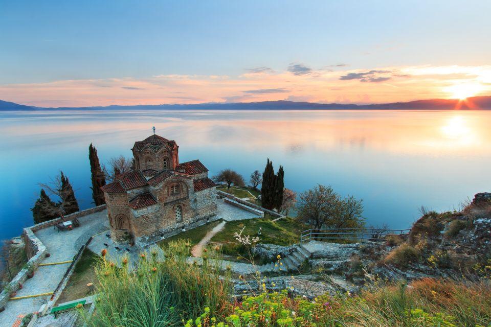 18) La Macédoine
