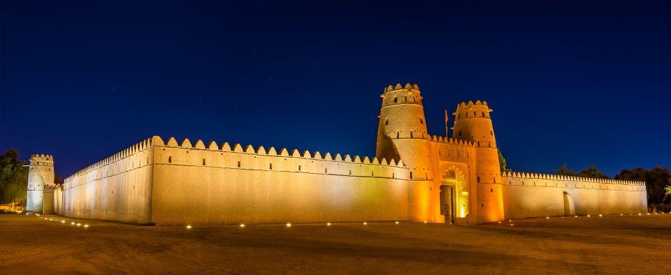 3. Al Jahili Fort