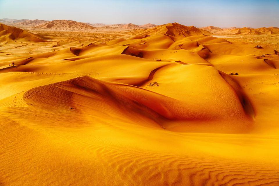5. Rub' al Khali Desert