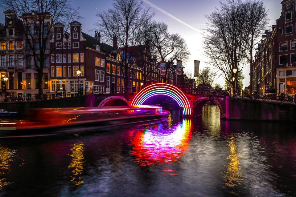 Amsterdam Light Festival (Pays-Bas)