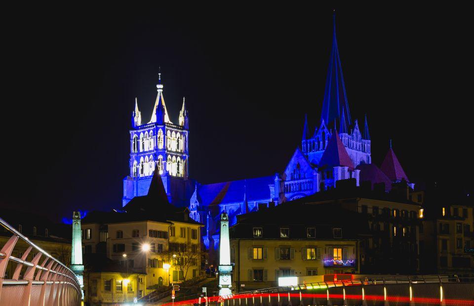 Festival Lausanne Lumières (Suisse)