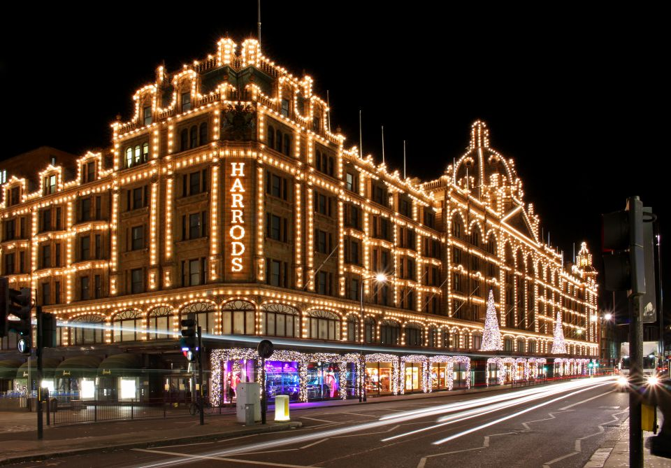 1. The city's most elite department store used to sell cocaine