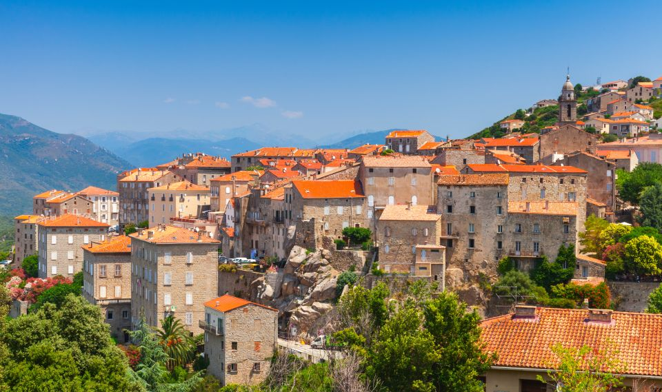 La Corse, France