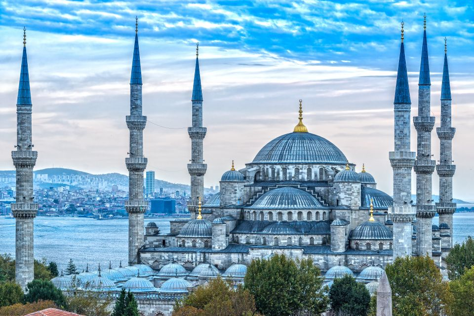 3. The Blue Mosque, Istanbul, Turkey