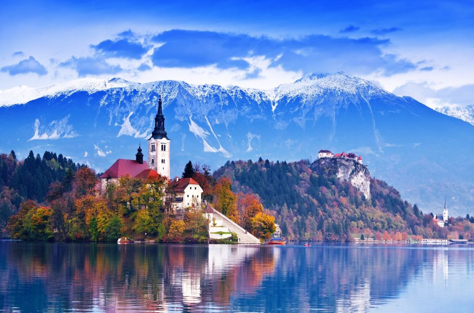 4. Lake Bled, Slovenia