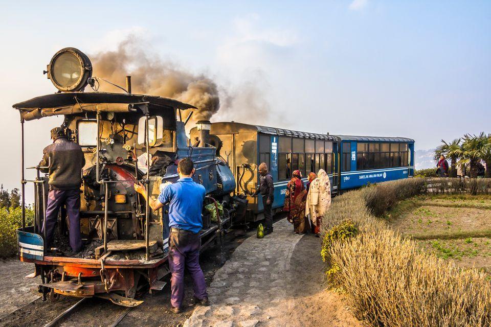 New Jalpaiguri to Darjeeling, India