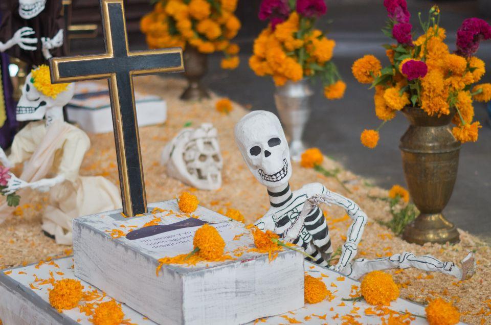 Fête de la Santa Muerte - Mexique