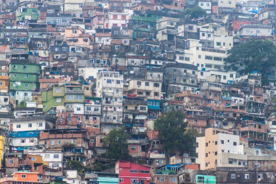 Favelas et autres bidonvilles