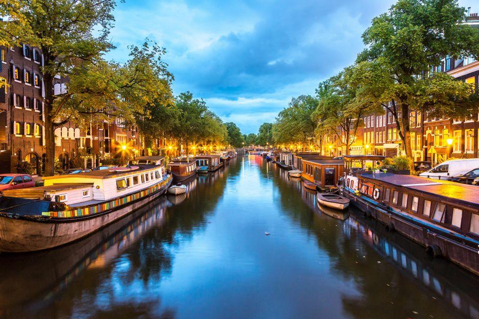 Ámsterdam, la ciudad de los canales