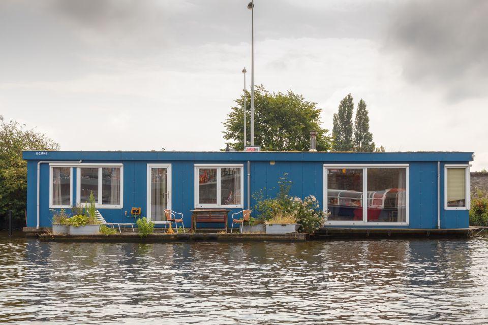 Casas en el agua