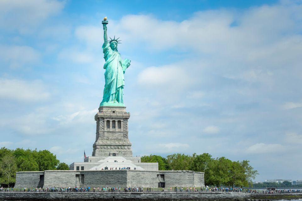 Resultado de imagen para estatua de la libertad