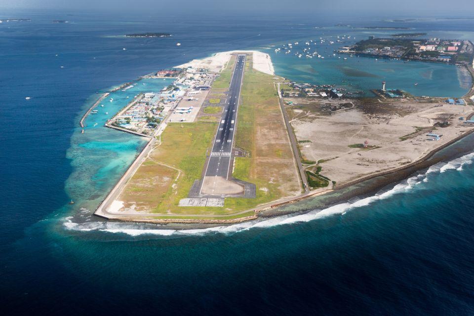 6.Aeroporto Internazionale di Malé-Ibrahim Nasir, Maldive