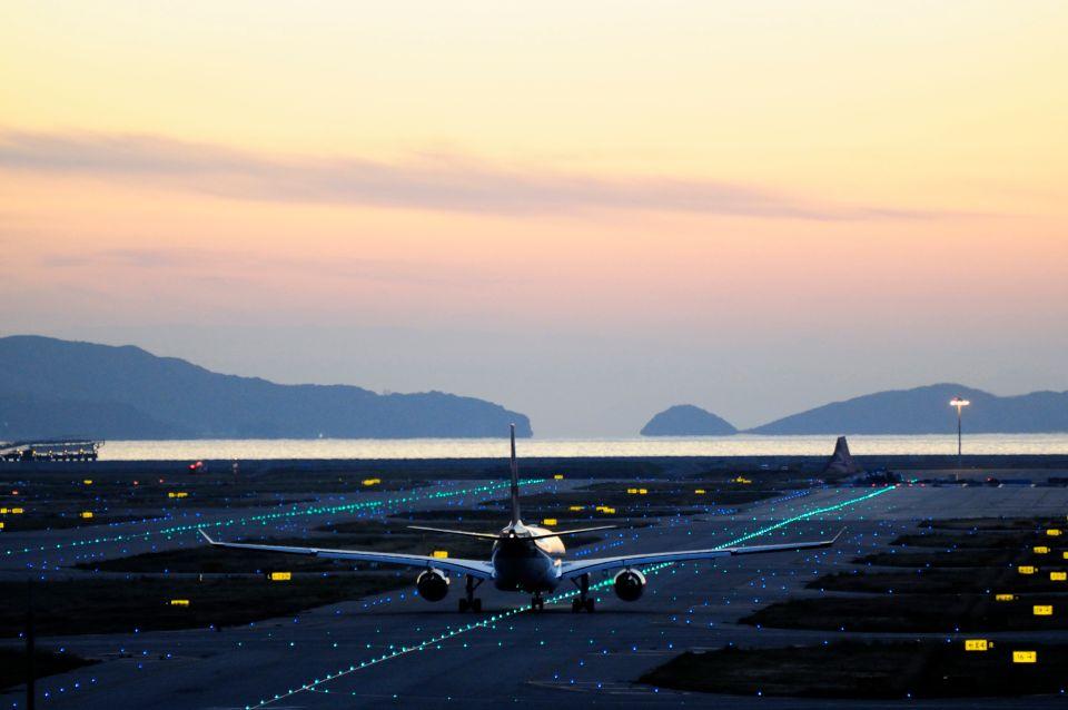 9.Aeroporto internazionale del Kansai, Giappone