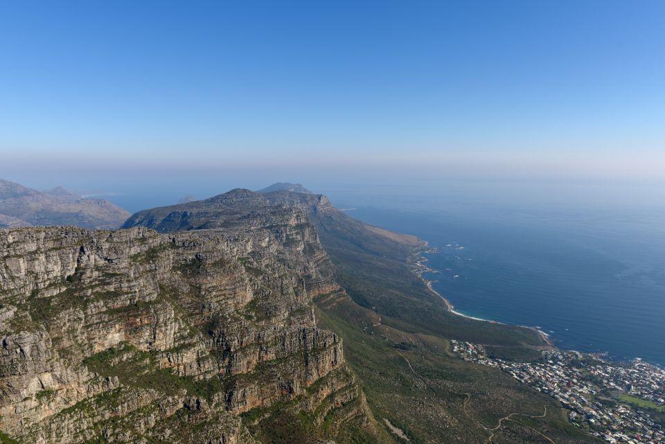 11.Aeroporto internazionale di Città del Capo in Sud-Africa