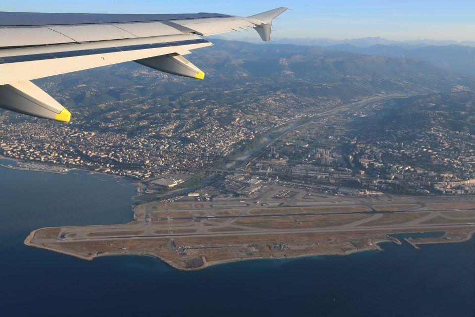 12.Aeroporto di Nizza, Francia