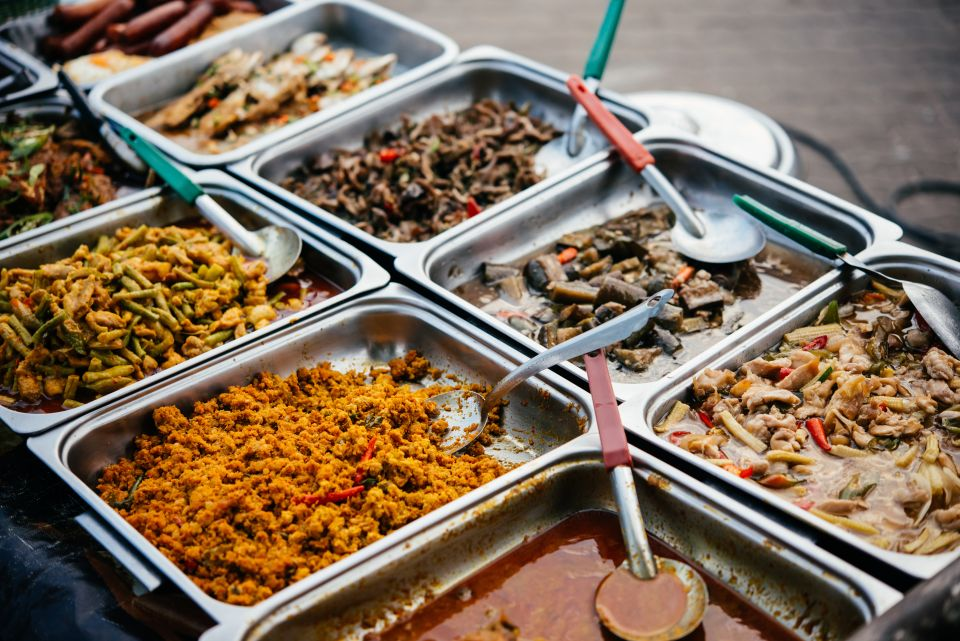4. A Bangkok lunch