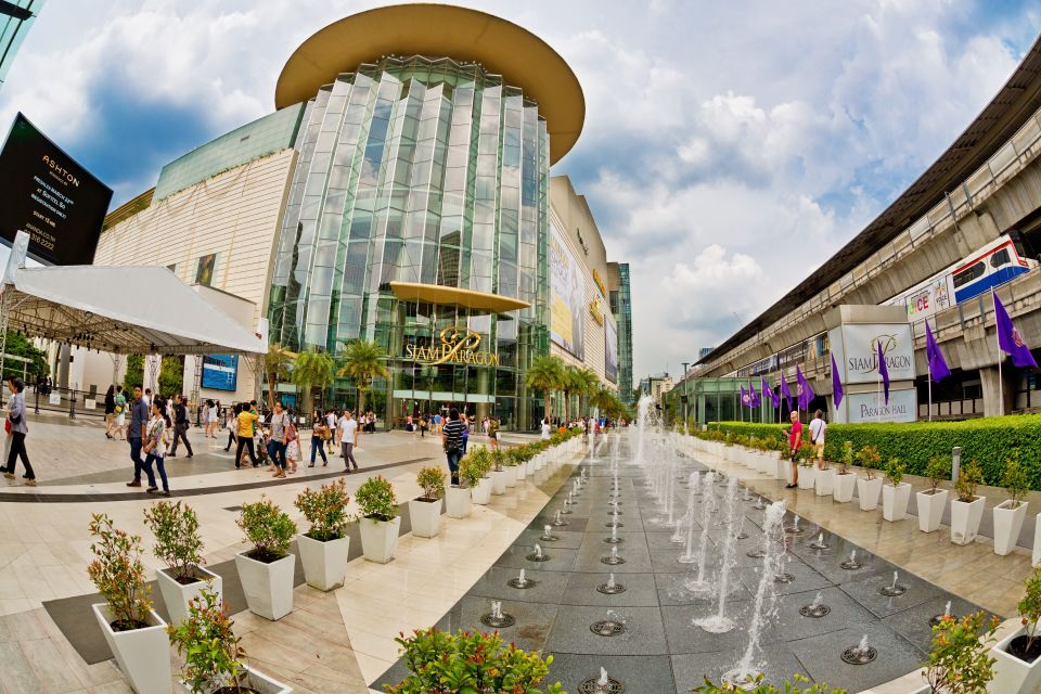 5. A spot of shopping in Siam Square