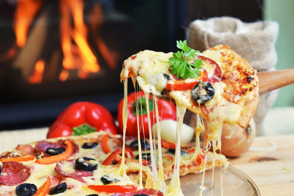5. Neapolitan pizza, Italy