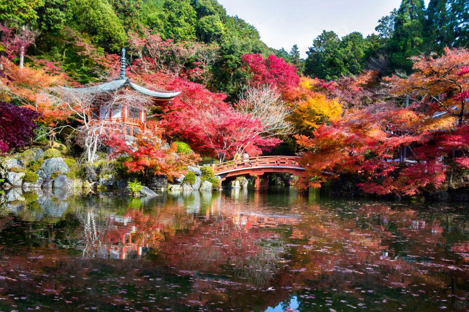Daigoji Temple, Kyoto