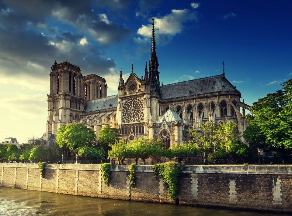 La cathédrale Notre-Dame - Paris