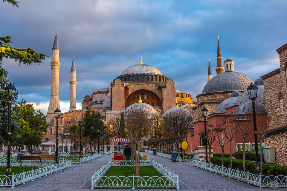 L' église Hagia Sophia - Istanbul