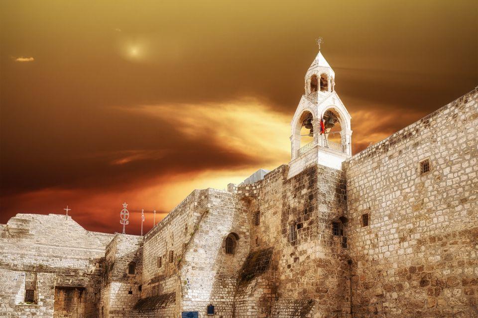 Basilique de la nativité - Bethléem