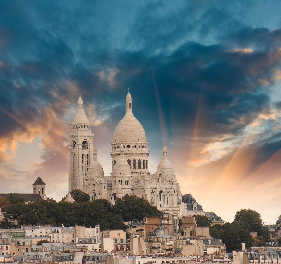 Basilique du Sacré-Coeur - Paris