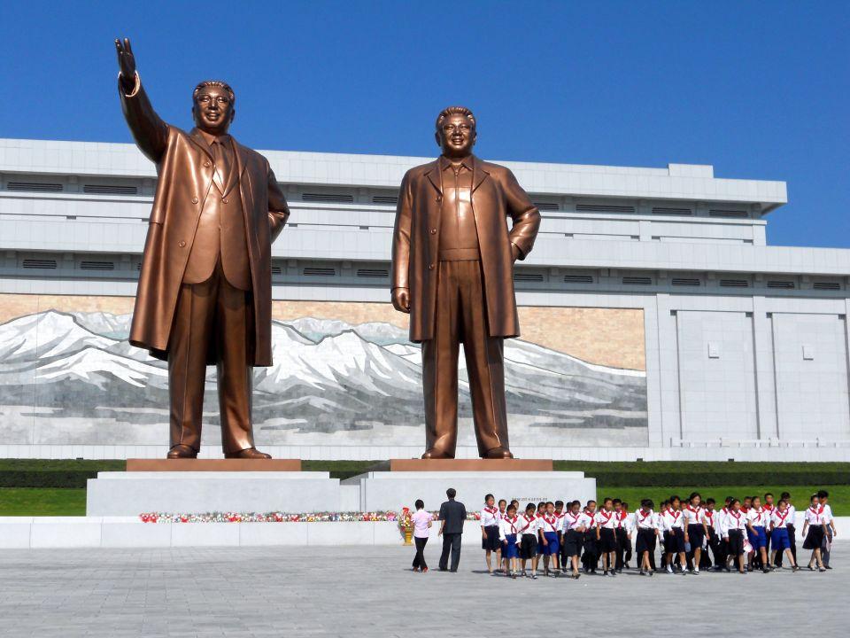 Grand Monument Mansudae