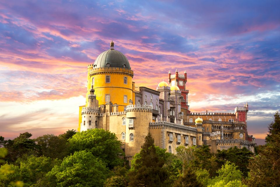 Pena National Palace, Portugal