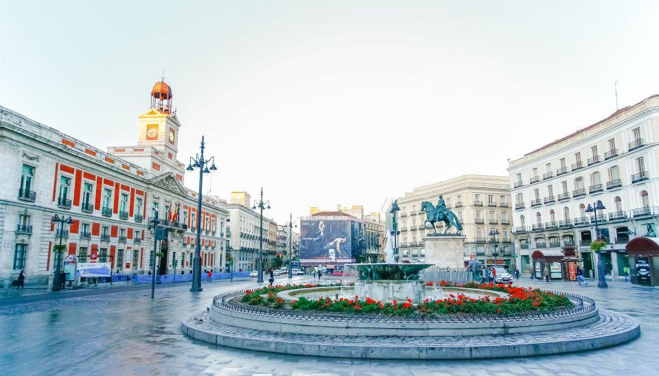 Día 1: Puerta del Sol ? Opera