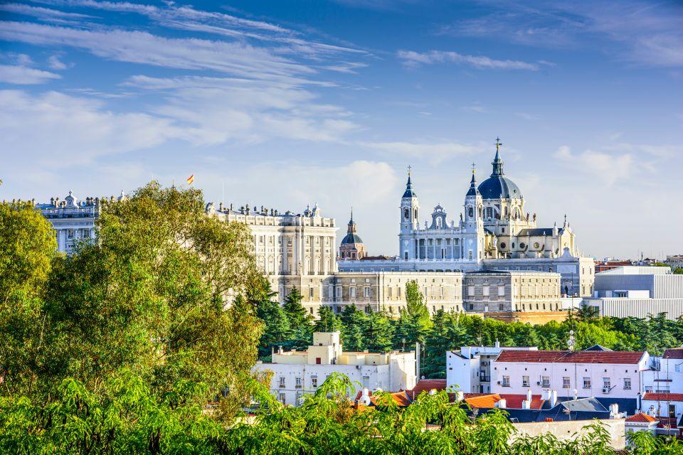 Día 1: Palacio Real  y Catedral de la Almudena