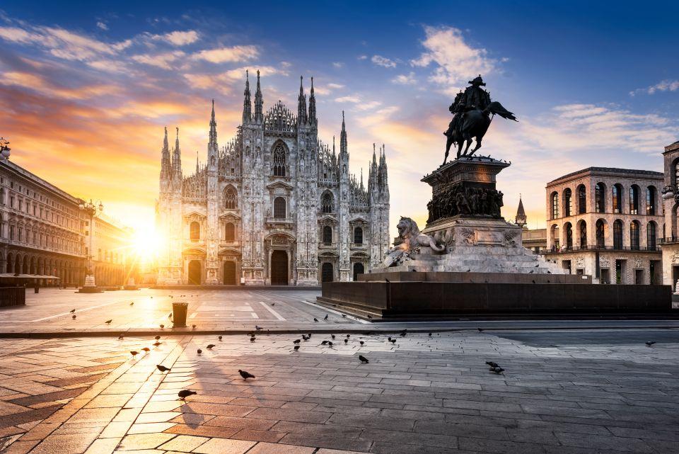 1. Milan, Italy