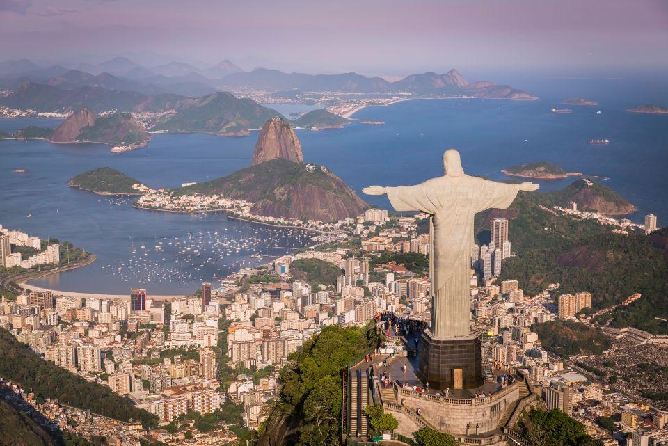 2. Rio de Janeiro, Brazil