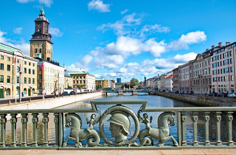 5. Gothenburg, Sweden