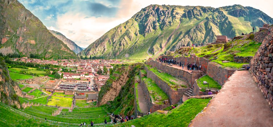 3. Sacred Valley, Peru