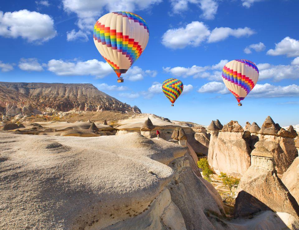 4. Cappadocia, Turkey