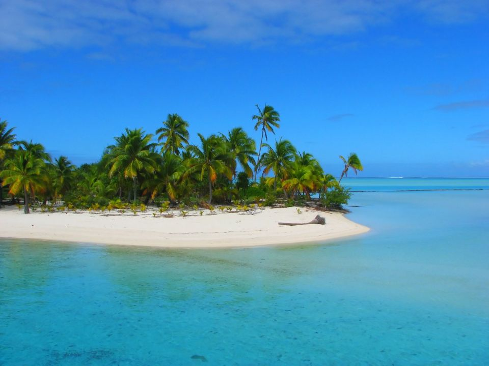 5. The Cook Islands, South Pacific