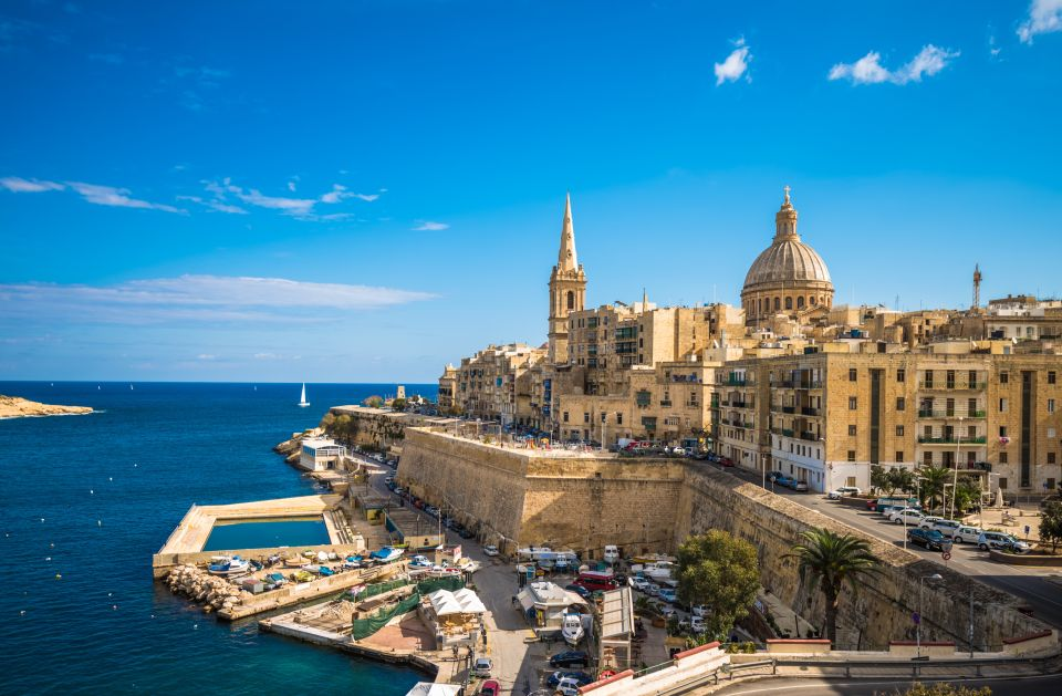 Where and what is Valetta?
