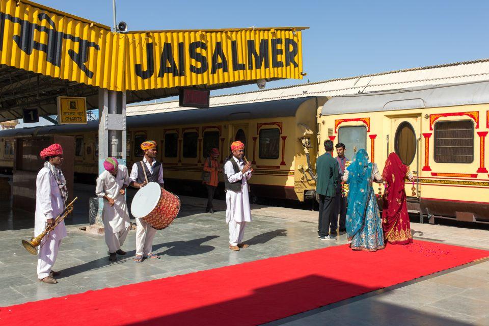 Palace on Wheels - Inde du Nord