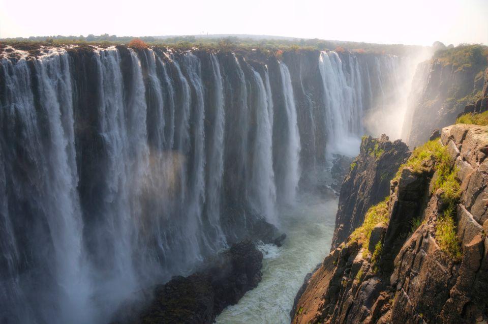 Les chutes Victoria - Zimbabwe